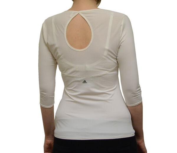 Adidas Stella McCartney  Std LS DOT Tee Damen Shirt Top