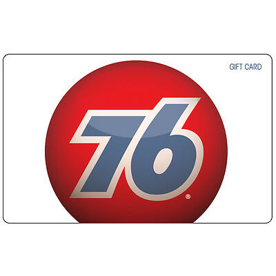 $100 76 Gas Gift Card - Mail Delivery