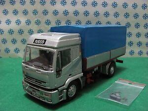 Camion-Iveco-Eurotech-Cabina-Alta-2-Inclinacion-de-Ejes-1-43-Old-Cars-Gila