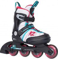K2 Merlin Girls Kinder Inliner Skater Größenverstellbar Uvp 99,95 € Gr L (35-40)