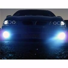 2005-2008 Pontiac Grand Prix GXP Blue Halo Fog Lamp Angel Eye Driving Lights Kit