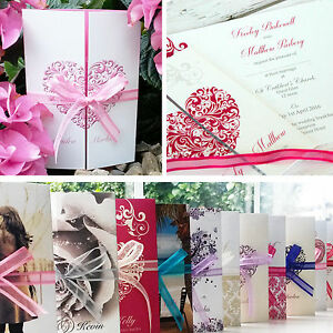 Personalised-Wedding-Invitations-Or-Evening-Invites-with-Envelopes