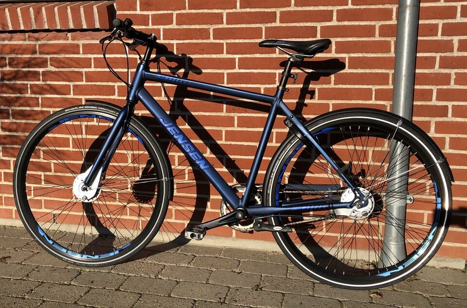 Herrecykel, Jensen Citybike, 52 cm stel