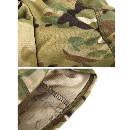 Camouflage Windproof Sun Proof Ski Motorcycle Hunting Full Face Cover Balaclava
