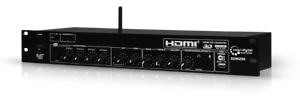 Professional-Rack-Mount-Audio-Mixer-with-2-x-1-HDMI-Video-Switcher-Bluetooth