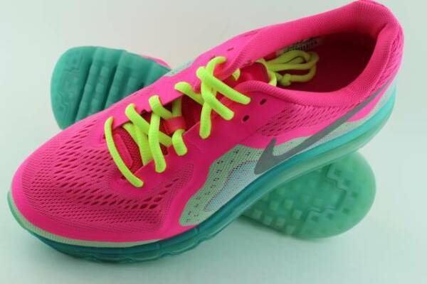 2c45256af4 NIKE AIR MAX 2014 YOUTH Size: 6.5 same as woman 8.0 HYPER PINK NEW RUNNING