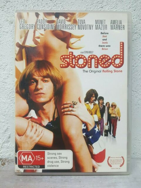 Stoned (DVD, 2007) The Original Rolling Stone