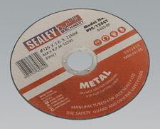 Sealey PTC/125CT Cutting Disc Ø125 x 1.6mm 22mm Bore