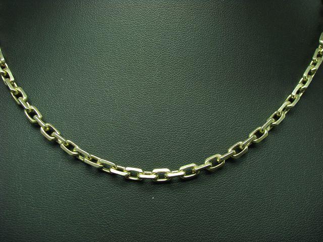 835 silver Kette   Halskette   Echtsilver   51,5cm   25,1g