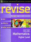 Revise GCSE Mathematics: Higher Level by Sheila Hunt, Tony Buzan, Philip Hooper (Paperback, 1997)