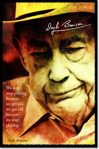 DOYLE-BRUNSON-ART-PHOTO-PRINT-POSTER-GIFT-POKER-QUOTE