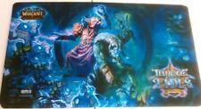 WORLD OF WARCRAFT WOW TCG : THRONE OF THE TIDES EPIC PLAYMAT BRAND NEW