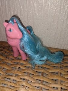 My Little Pony G1 Wingsong Flutter Vintage Toy Hasbro 1987 Collectable MLP Rare