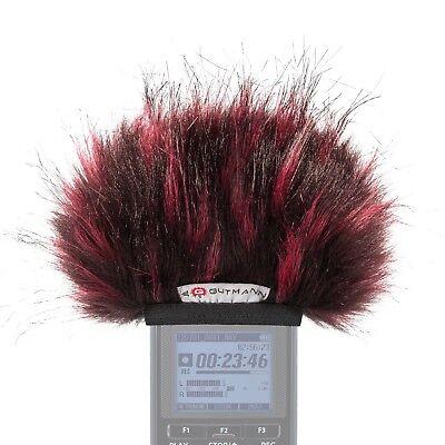 Gutmann Mikrofon Windschutz für Olympus LS-P4 Sondermodell FIRE