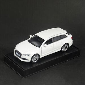 AUDI-RS6-Quattro-1-32-Escala-Modelo-de-Coche-Vehiculo-de-juguete-Diecast-Tire-hacia-atras-Ninos