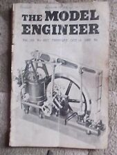 THE MODEL ENGINEER Vol. 103. No.2577 OCTOBER 12,1950. Magazine.