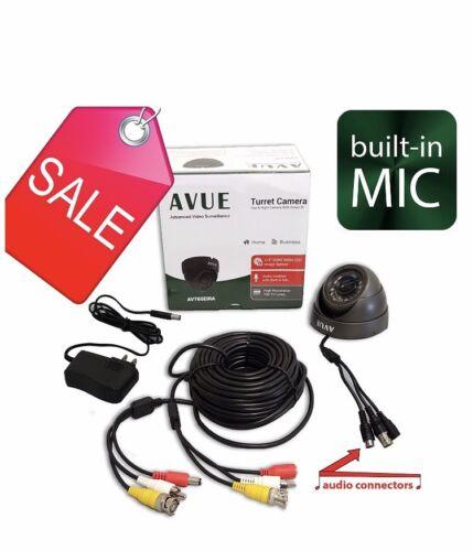 NEW Avue Av765Eira Security Camera With Audio