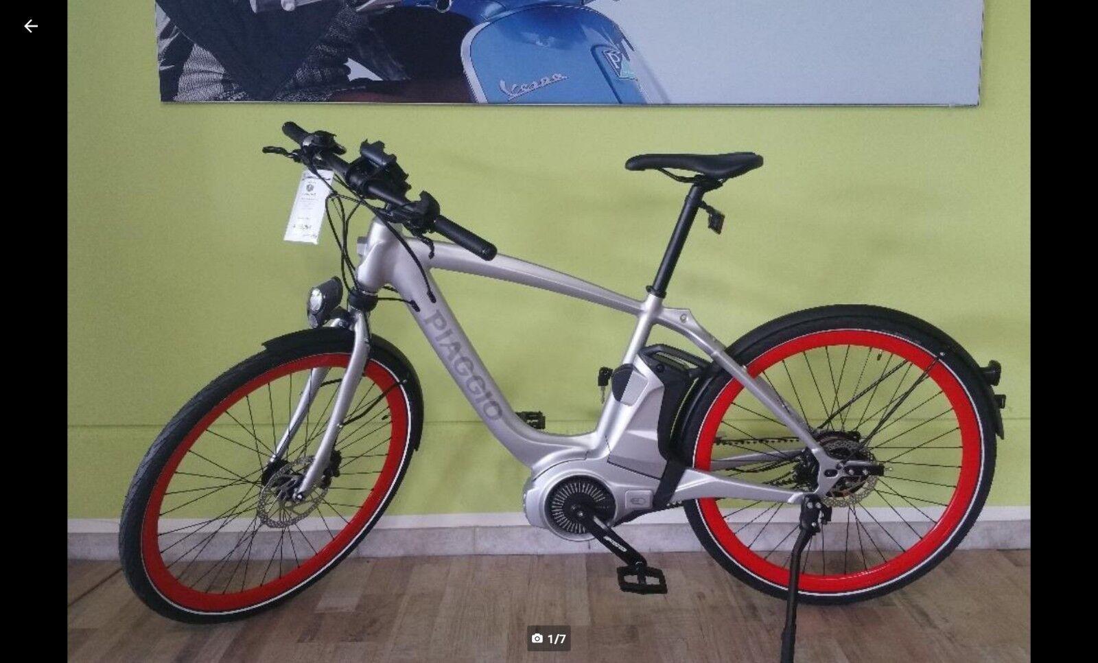 Piaggio Wi-Bike Active Plus Elektrofahrrad (50cm - M)