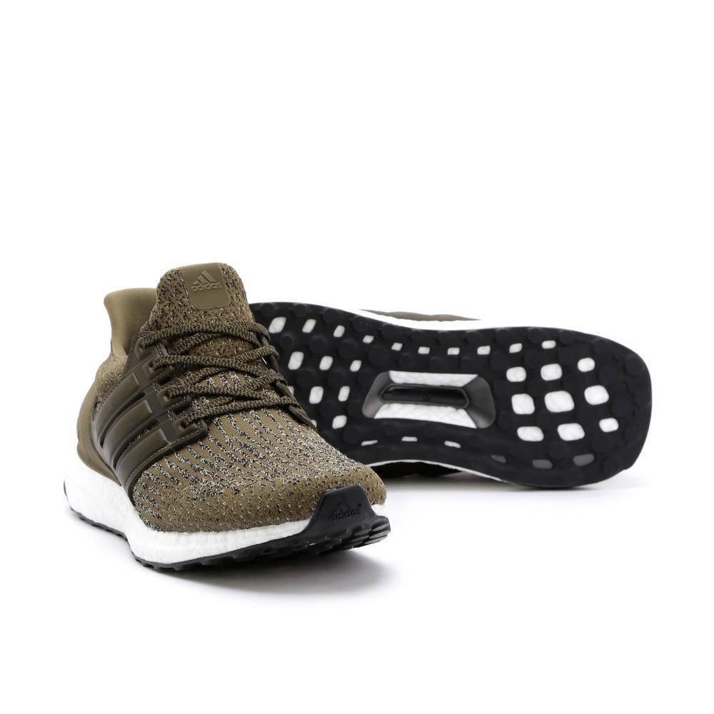 Männer adidas ultra auftrieb s82018 spur olive spur / spur olive 3.0 khaki - größe 7,5 87214a