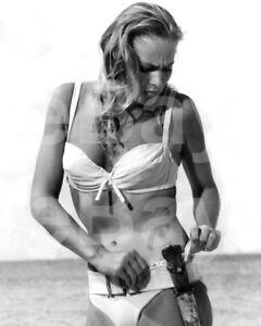 Dr. No - James Bond (1962) Ursula Andress 10x8 Photo
