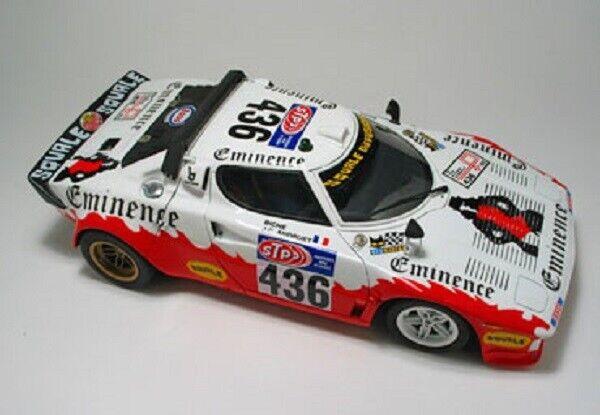 kit Lancia Stratos Turbo  436 Tour de France 1976 - arena models kit 1 24