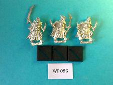 Warhammer Fantasy - Dark Elf - Black Arc Corsairs x3 - Metal WF96