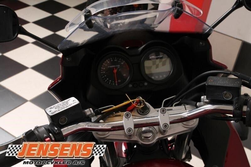 Suzuki, GSF 650 S Bandit, ccm 656