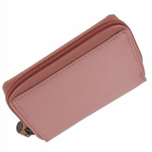 Pale Pink Leather Concertina Credit Card Holder Case Boxed  from /'1642/' 5003