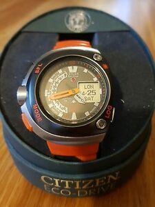 Citizen Aqualand ecodrive watch - Enfield, United Kingdom - Citizen Aqualand ecodrive watch - Enfield, United Kingdom
