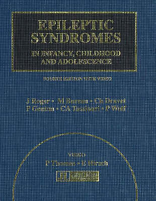 Epileptic Syndromes in Infancy, Childhood and Adolescence, , New Book
