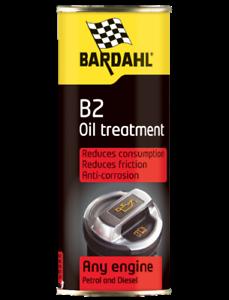BARDAHL B2 OIL TREATMENT ADDITIVO TRATTAMENTO OLIO MOTORE RIDUCE CONSUMI 300ml