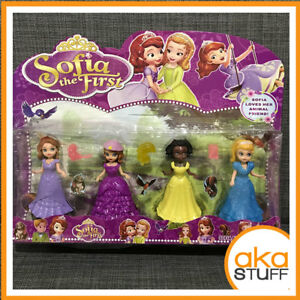 Sofia-the-First-Cake-Topper