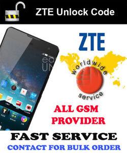 Details about Sim Network Unlock Code ZTE A520 / Telstra 4GX Australia