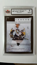 Sidney Crosby 2014-15 UD Artifacts Black Exclusives 1/5 KSA Graded 9!!!!