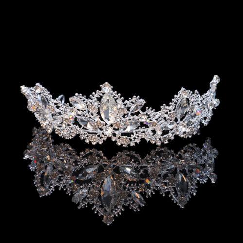 kristall hochzeit diademe gold frauen diadem diademe braut krone luxus