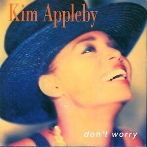 Kim-Appleby-Don-039-t-Worry-Vinyl-7-034-Single