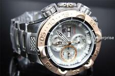 Mens Invicta Subaqua Noma V SW500 Swiss Automatic 2 Tone Rose Gold LE Watch New