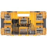 160-Piece DeWalt MAXFIT Steel Drill and Driving Bit Set (DWAMF160)
