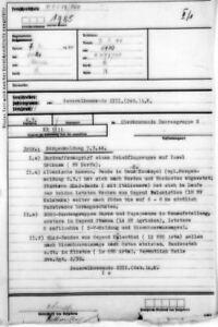 XXII. Gebirgskorps - Kriegstagebuch Griechenland-Ungarn Januar 1944 - Juni 1944