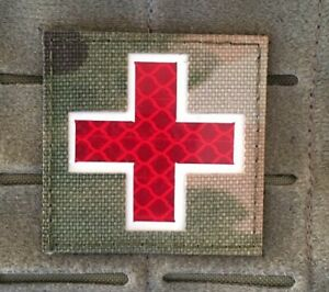 Australia-Army-Medic-ADF-Military-SAS-IFAK-Multicam-Patch