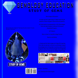 Gemological-Institute-Of-America-Education-GIA-Diamond-Book-Set-GIA-Lessons-Gems