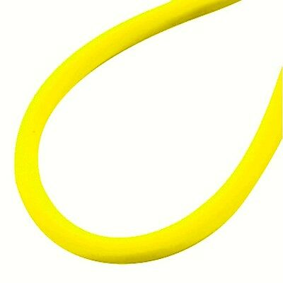 10M 2mm Hollow Rubber Tubing Cord for cover wire -  - Various Colour