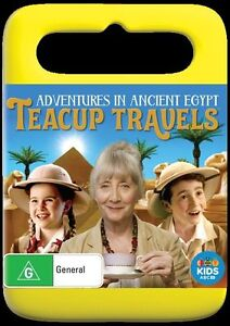 Teacup-Travels-Ancient-Egypt-Region-4-NEW-amp-SEALED-FREE-POST