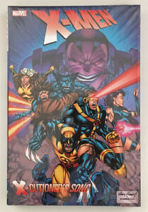X-MEN-X-Cutioner-039-s-Song-Hardcover-HC-New-Sealed-NM-368-pgs-50-Cover