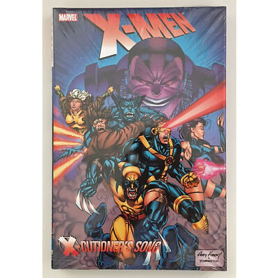 X-MEN X-Cutioner's Song Hardcover HC *New/Sealed* NM 368 pgs $50 Cover