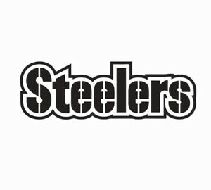 Pittsburgh-Steelers-Football-NFL-Vinyl-Die-Cut-Car-Decal-Sticker-Free-Shipping