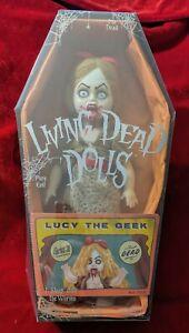 Living-Dead-Dolls-Lucy-the-Geek-Sideshow-Series-30-LDD-New-Mezco