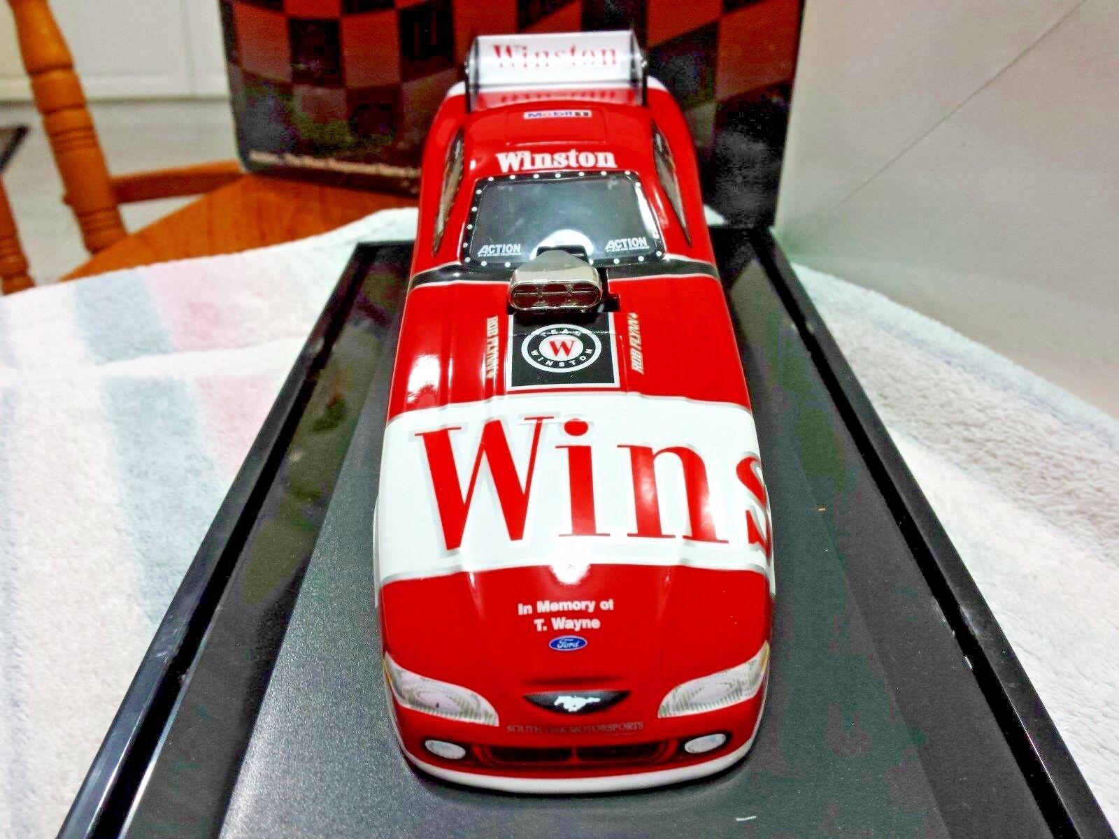 Mustang Funny Car 1968 Mac Tools Whit Bazemore Winston