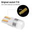 10X-Canbus-T10-LED-Bulb-W5W-3030-SMD-Car-Width-Light-Interior-Reading-Lamp-White thumbnail 11