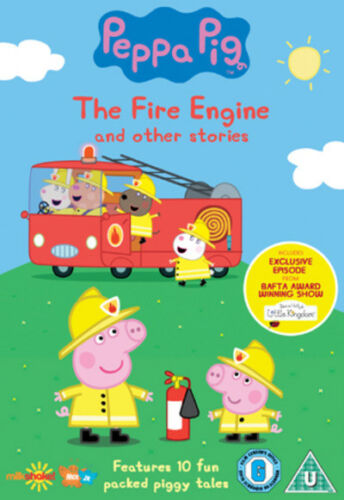 1 of 1 - Peppa Pig: The Fire Engine and Other Stories DVD (2010) Phil Davies